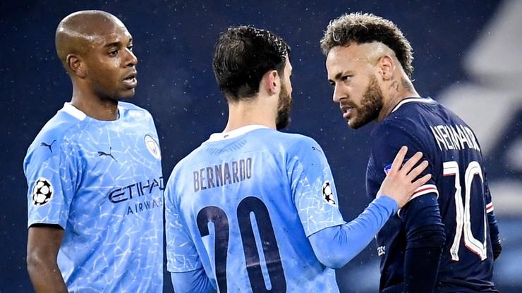 Liga Mistrzów: Manchester City - PSG. Skrót meczu (WIDEO)