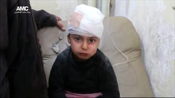 Naloty na Aleppo. Rosja: nie bierzemy w tym udziału