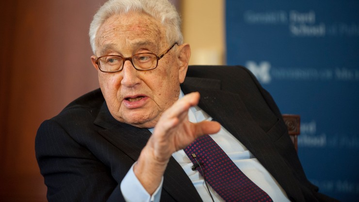 Kissinger doradcą Trumpa ds. polityki zagranicznej