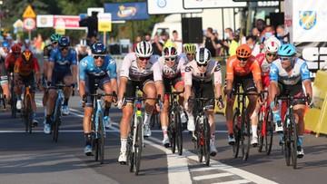 Kolejny groźny wypadek na trasie Tour de Pologne!