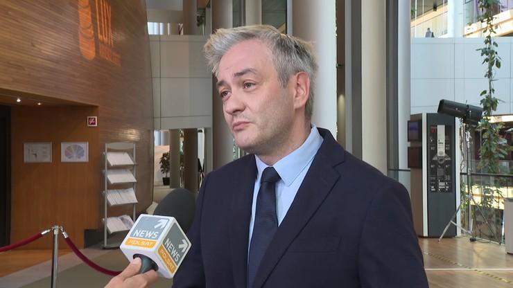 Biedroń apeluje o zjednoczenie opozycji wokół konstruktywnego wotum nieufności wobec rządu