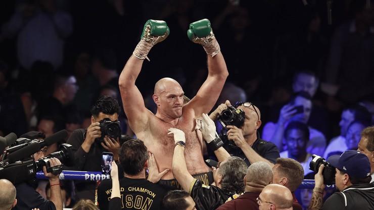 Holyfield: Tyson Fury najlepszym obecnie pięściarzem wagi ciężkiej