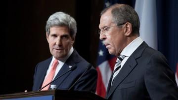 Rozmowa Ławrow - Kerry. Ustalili kroki w celu umocnienia rozejmu w Syrii