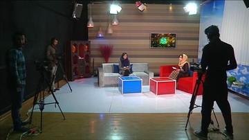 Rewolucja w Afganistanie. Powstaje pierwszy kanał tv tworzony przez kobiety