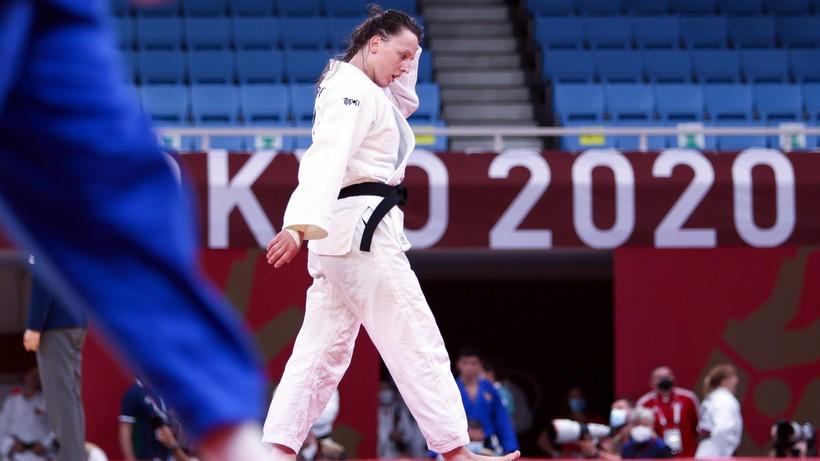 Tokio 2020: Pacut odpadła z turnieju judo w 2. rundzie