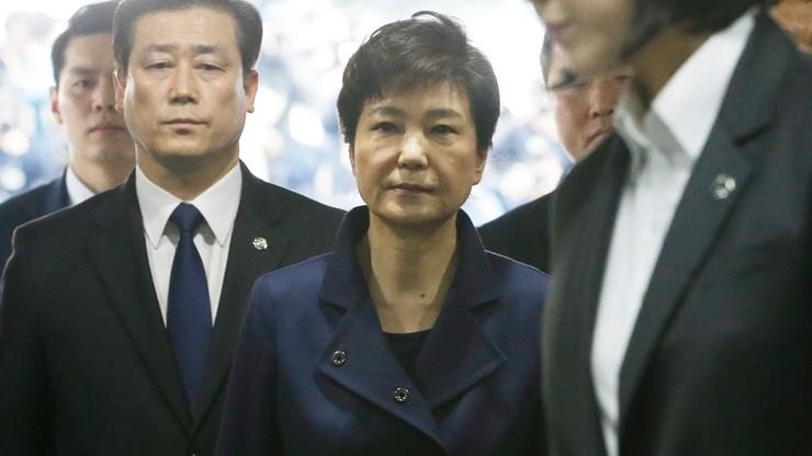 Sąd aresztował byłą prezydent Korei Płd. Zamieszana w skandal korupcyjny