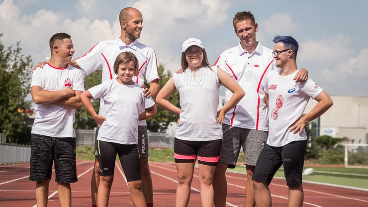 Zawodnicy z zespołem Downa chcą wyjechać na mistrzostwa świata