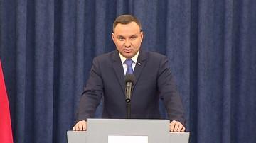 Prezydent: chcę, żeby Polacy mieli poczucie, że konstytucja jest ich