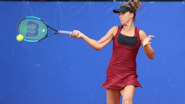 WTA w Stambule: Paula Kania-Choduń przegrała w półfinale debla