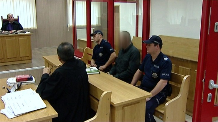 Obrońca wniósł o uniewinnienie Dariusza P. od zarzutu zabicia pięciu osób