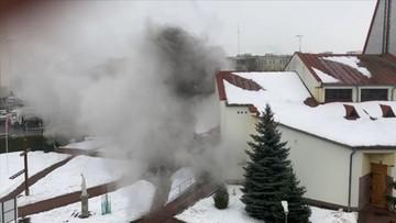 """Pożar kościoła w Lublinie. """"Prawdopodobnie doszło do podpalenia"""""""