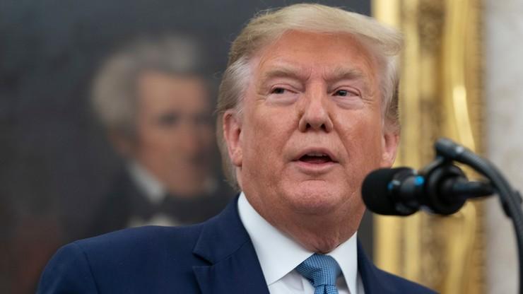 """Donald Trump zdradza, co było """"najgorszą decyzją w historii kraju"""""""