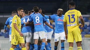 Serie A: Dramat SSC Napoli! Juventus w Lidze Mistrzów