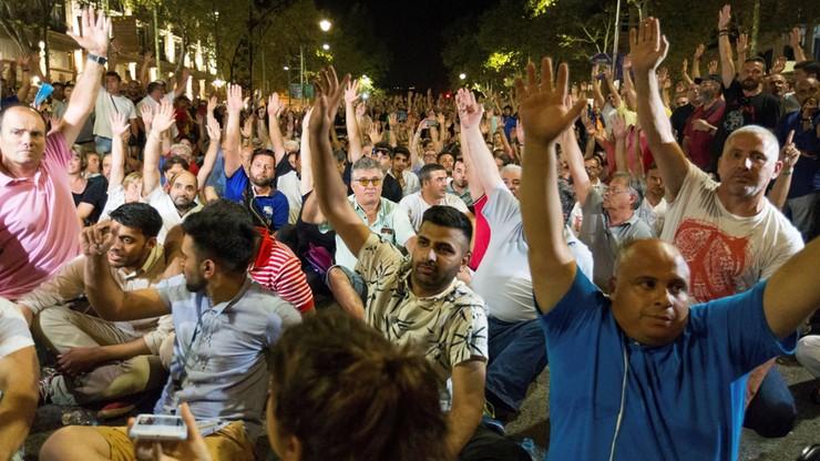 Hiszpania: taksówkarze zakończyli strajk. Rząd ograniczy działalność Ubera