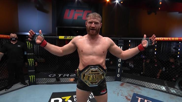 UFC 259: Jan Błachowicz pokonał Israela Adesanyę!
