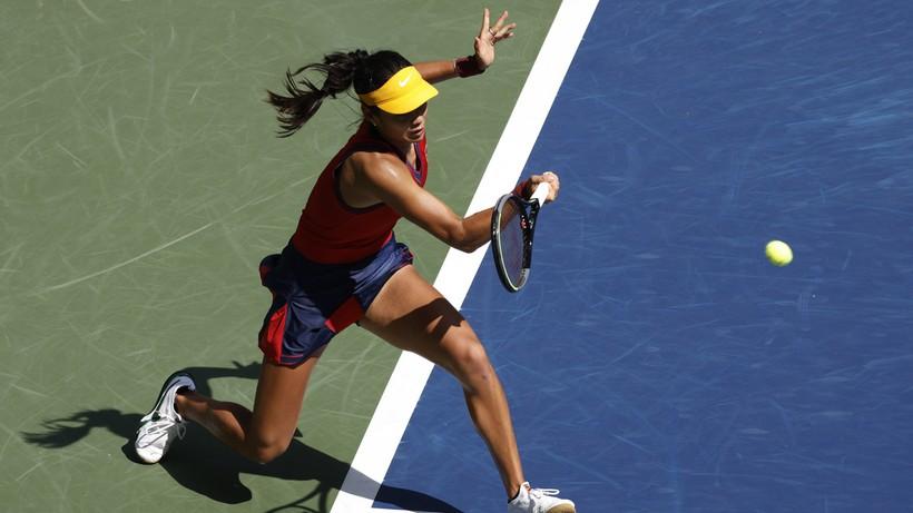 18-letnia kwalifikantka w półfinale US Open