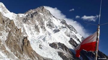 Wyprawa na K2: Denis Urubko osiągnął wysokość 6500 m