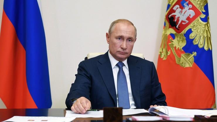 Putin spotka się z Łukaszenką w pierwszej połowie września
