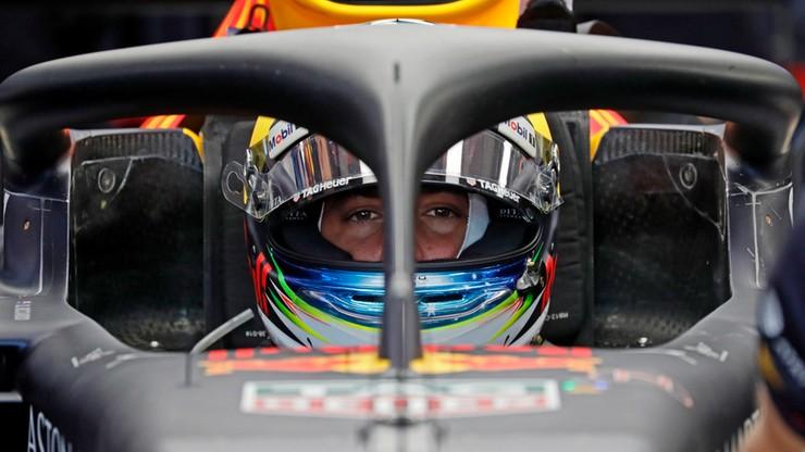 Formuła 1: Ricciardo wystartuje na końcu stawki