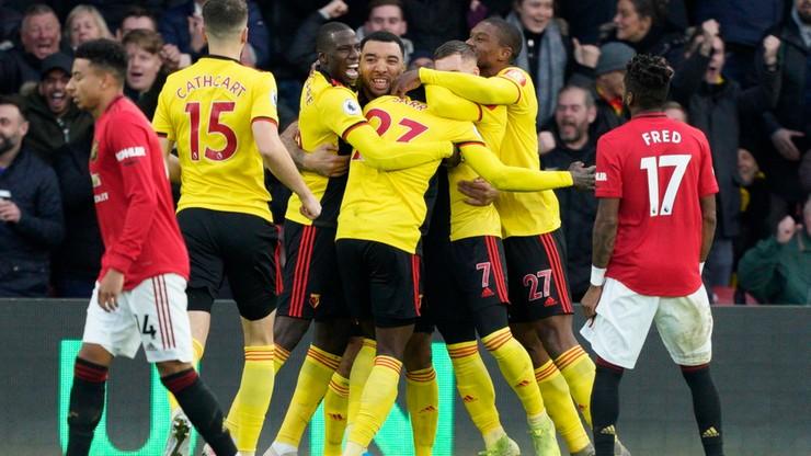 Pewne zwycięstwo ostatniego zespołu Premier League z Manchesterem United