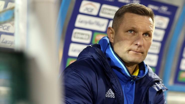 Niciński nie jest już trenerem Arki Gdynia