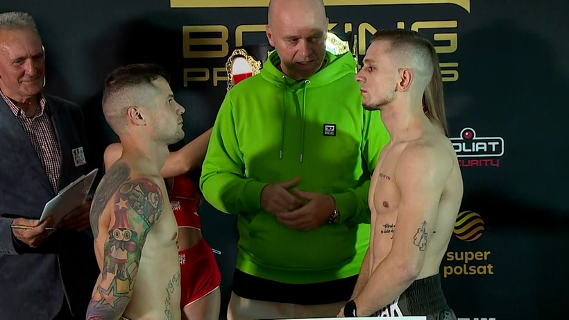 Polsat Boxing Promotions: Obruśniak - Gudel. Karta walk