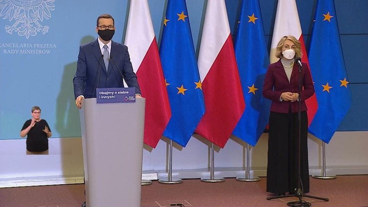 """Spotkanie premiera z przedstawicielami firmy Pfizer. """"Szczepienia chcemy rozpocząć od grup ryzyka"""""""