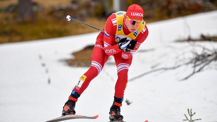 Tour de Ski: Drugi z rzędu triumf Aleksandra Bolszunowa