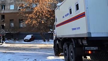 Siedem osób zginęło w pożarze domu w Orsku w Rosji