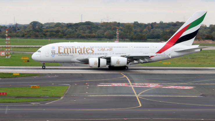 Tunezja zawiesiła loty linii Emirates. Odpowiedź na zakaz przewoźnika nałożony na Tunezyjki