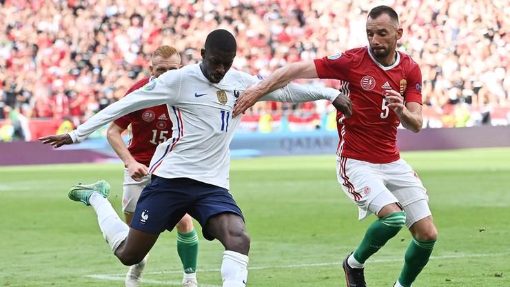 Euro 2020: Węgry - Francja. Niespodzianka w Budapeszcie!