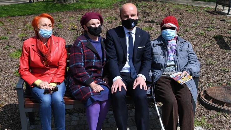 Rzeszów. Środowiska kobiece poparły kandydaturę Konrada Fijołka na prezydenta miasta