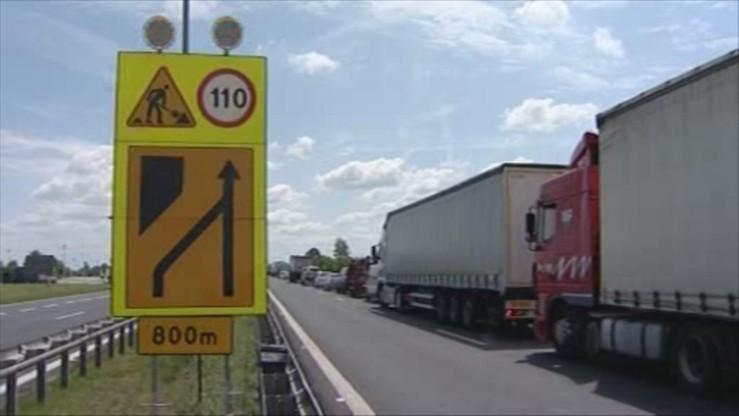 Wymiana nawierzchni na autostradzie A4. Kierowcy muszą się przygotować na utrudnienia