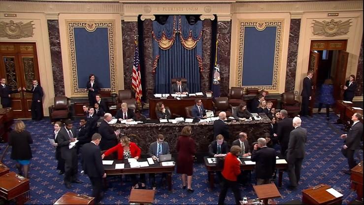 Senat USA za zniesieniem stanu wyjątkowego wprowadzonego przez Trumpa. Prezydent zapowiada weto