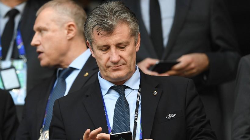 Davor Suker nie jest już prezesem chorwackiej federacji piłkarskiej