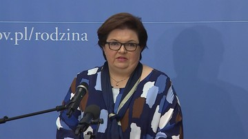 """""""Odpowiadam za projekt ustawy o przemocy domowej. Oddaję się do dyspozycji minister Rafalskiej"""""""