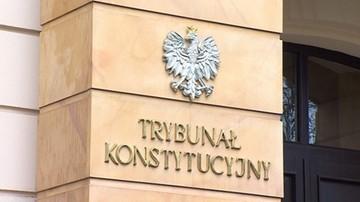 Projekt o statusie sędziów TK do komisji. Sejm nie zgodził się na odrzucenie propozycji PiS