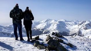 21-09-2021 05:55 W Tatry wraca zima. Na szczytach przy porywistym wietrze spadnie nawet 20 cm śniegu