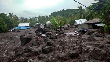 Gwałtowna powódź w Indonezji. Zginęły co najmniej 23 osoby