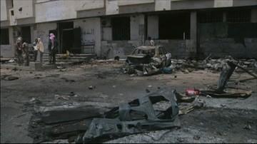 """""""Najkrwawszy dzień"""" w Libii. 29 ofiar potężnej eksplozji. W Syrcie poległo 34 żołnierzy"""