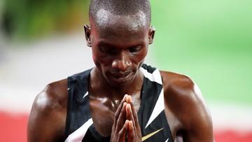 """Ustanowił rekord świata. """"Chcę zdominować biegi długie przez kolejnych sześć lat"""""""