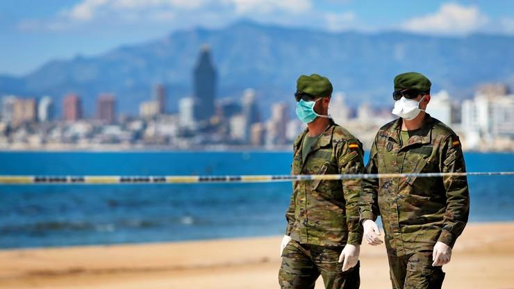 Hiszpania: 812 ofiar Covid-19 w ciągu doby