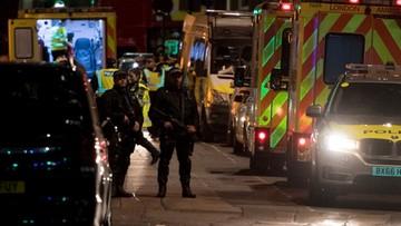 Zamach w centrum Londynu. Zginęło co najmniej siedem osób