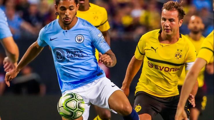 Borussia Dortmund bez Piszczka lepsza od Manchesteru City