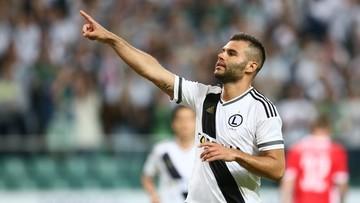 LM: Dwie bramki Nikolicia i Legia awansowała do trzeciej rundy