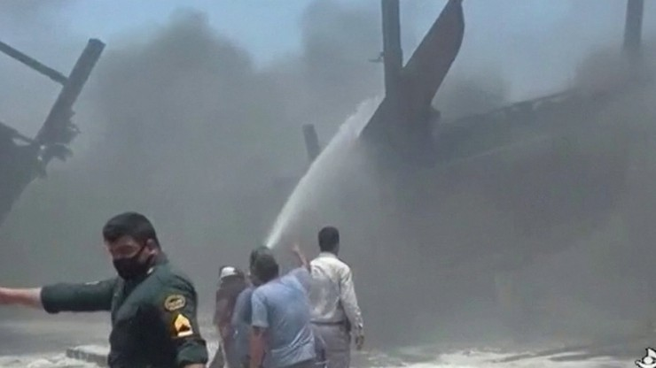 Wybuch w elektrowni cieplnej w Iranie. Kolejny taki incydent w ciągu kilku tygodni