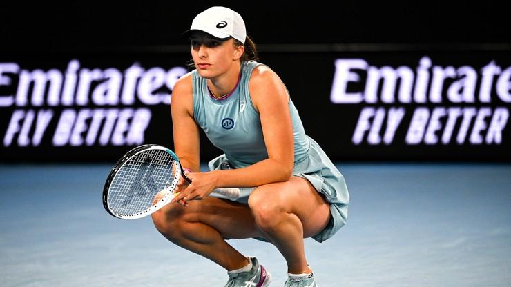 WTA w Miami: Iga Świątek nie zagra w finale debla