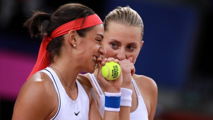 Fed Cup: Francuzki rywalkami Australijek w finale