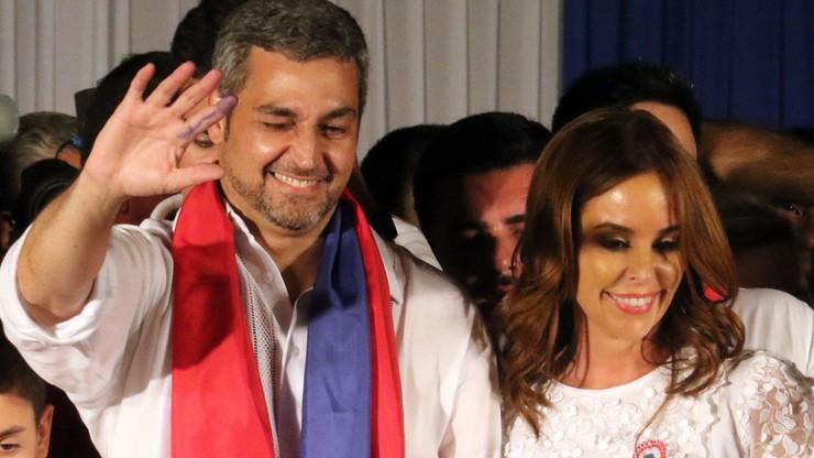 Kandydat partii rządzącej wygrał wybory prezydenckie w Paragwaju