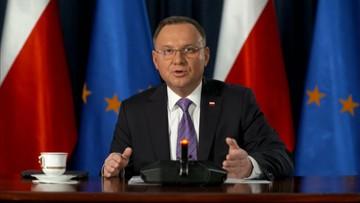 Prezydent: w ciągu dwóch dekad zbudujemy zeroemisyjny system energetyczny